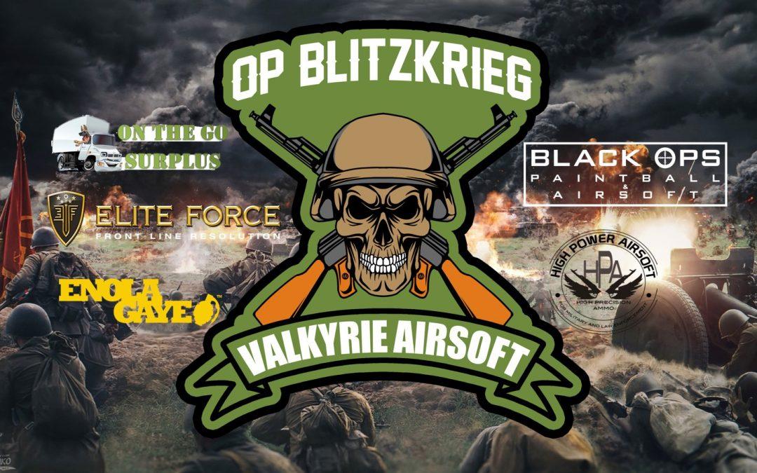 Operation: Blitzkrieg