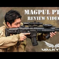 Magpul PTS ACR & AKM Review Video + Wolverine SMP+ Polarstar Jack + R-Hop + G&P PEQ Box + EOtech